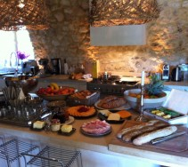 22 Buffet de petit dejeuner