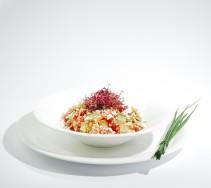 28 Salade de quinoa aux graines germees